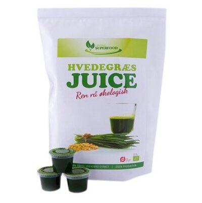 Hvedegræs Juice (som shots) 30 stk.-0