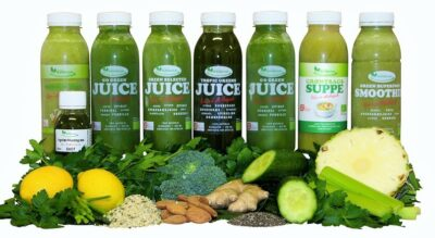 3 dags Green Juice kur -0