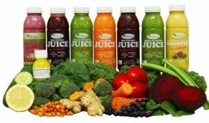 1 Juicedag om ugen (4 uger) uden suppe