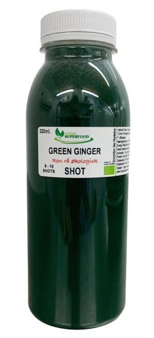 Green Ginger Shot (320ml)