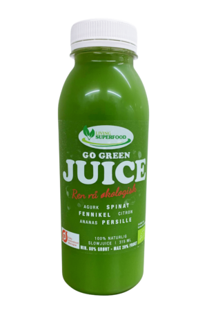 Go Green – juice (315ml.)