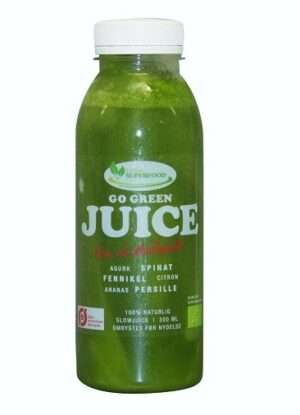 Go Green - juice (315ml.)-0