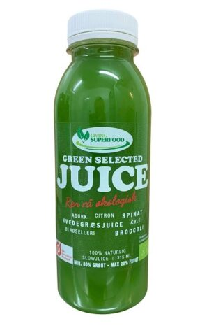 Green Selected – Juice (315ml.)