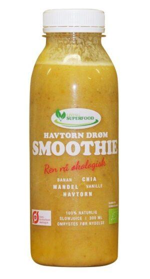 """Havtorn Smoothie """"Havtorn Drøm"""" (315ml.)"""