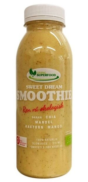 Sweet Dream Smoothie ØKO (315ml.)