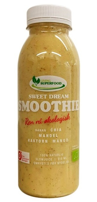Sweet Dream Smoothie ØKO 315ml.