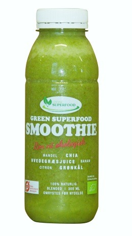 Grøn Smoothie (315ml.)