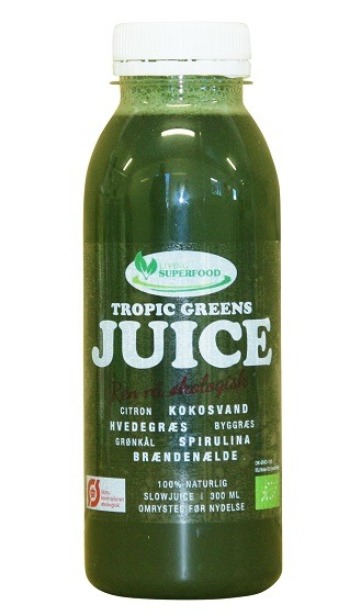 Tropic Greens - Juice (315ml.)-0