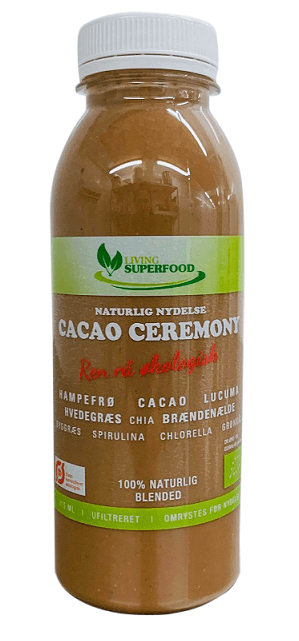 Cacao Ceremony ØKO (315ml.)