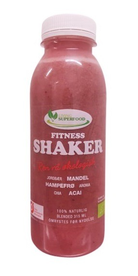 Fitness Shaker – Smoothie ØKO (315ml.)