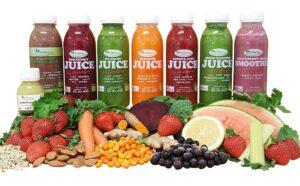 8 Dags Sommer Juicekur uden suppe