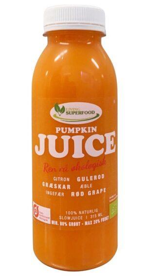 Pumpkin Juice (315ml.)